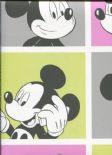 Comics & More Mickey Mouse Wallpaper MK3013-3 By Dandino For Galerie